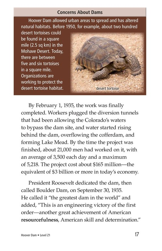 Book Preview For Hoover Dam Page 17