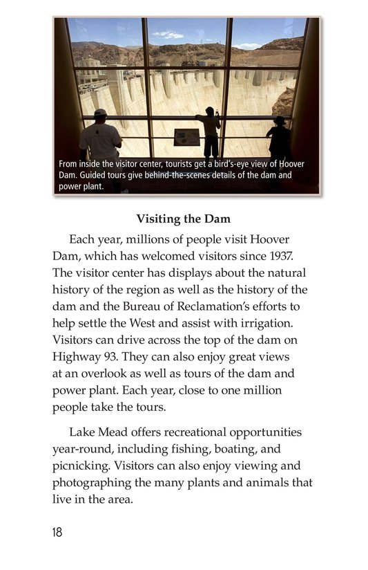 Book Preview For Hoover Dam Page 18