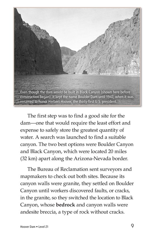 Book Preview For Hoover Dam Page 9
