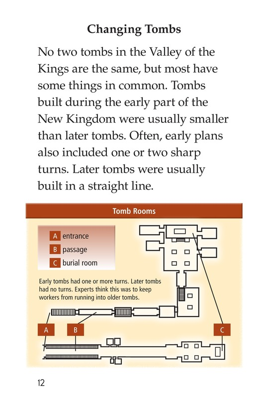 Book Preview For Valley of the Kings Page 12