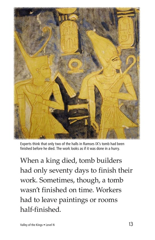 Book Preview For Valley of the Kings Page 13