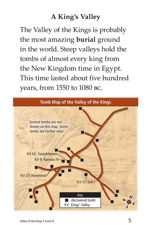 Book Preview For Valley of the Kings Page 5