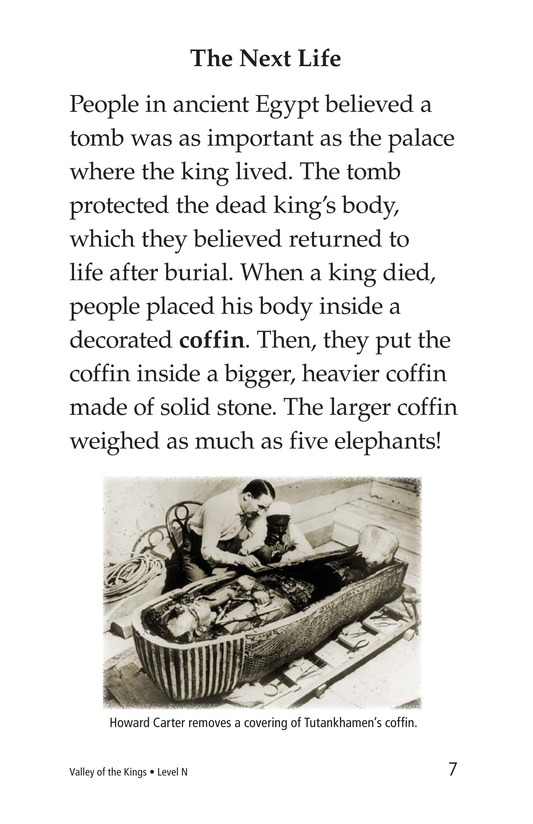 Book Preview For Valley of the Kings Page 7