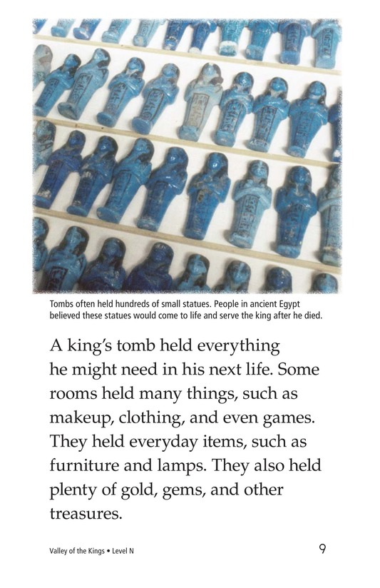 Book Preview For Valley of the Kings Page 9