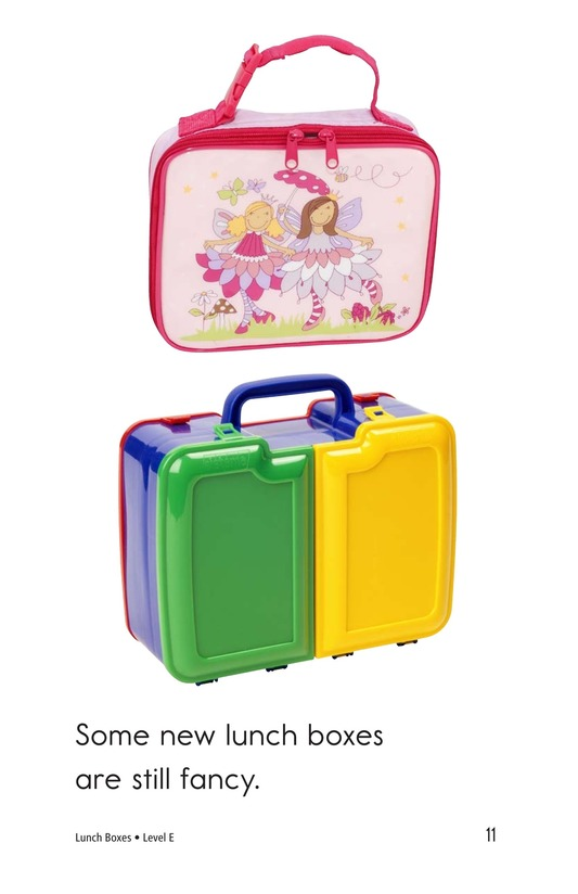 Book Preview For Lunch Boxes Page 11