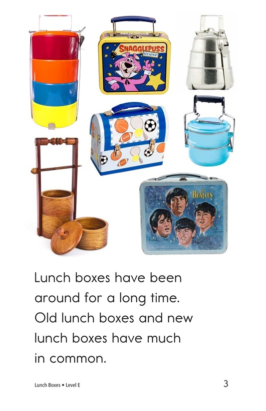 Book Preview For Lunch Boxes Page 3