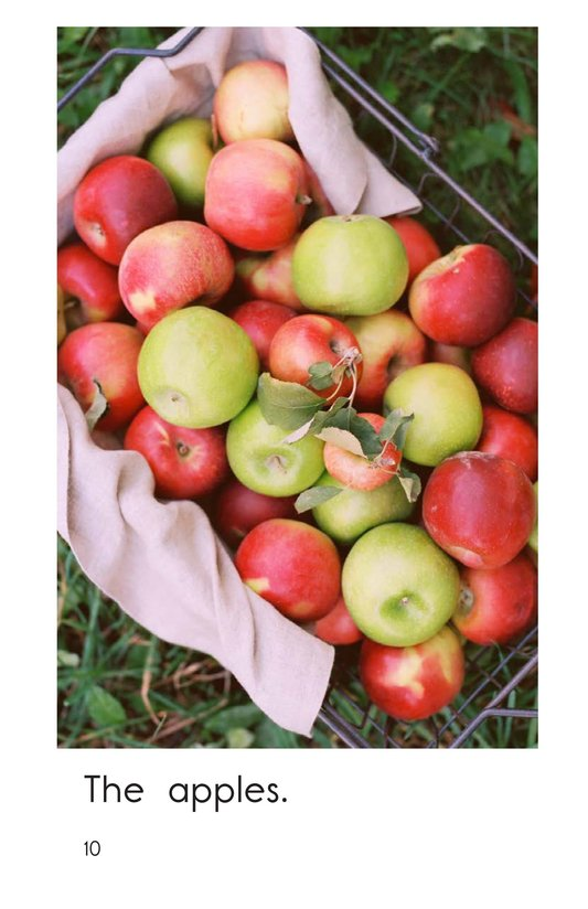 Book Preview For Picking Apples Page 10