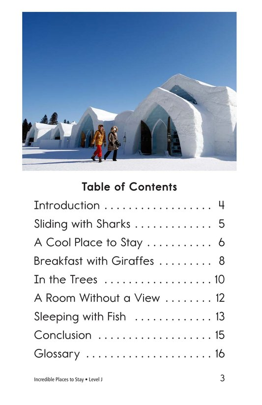 Book Preview For Incredible Places to Stay Page 3