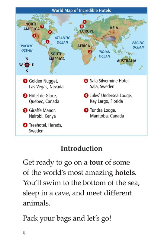 Book Preview For Incredible Places to Stay Page 4