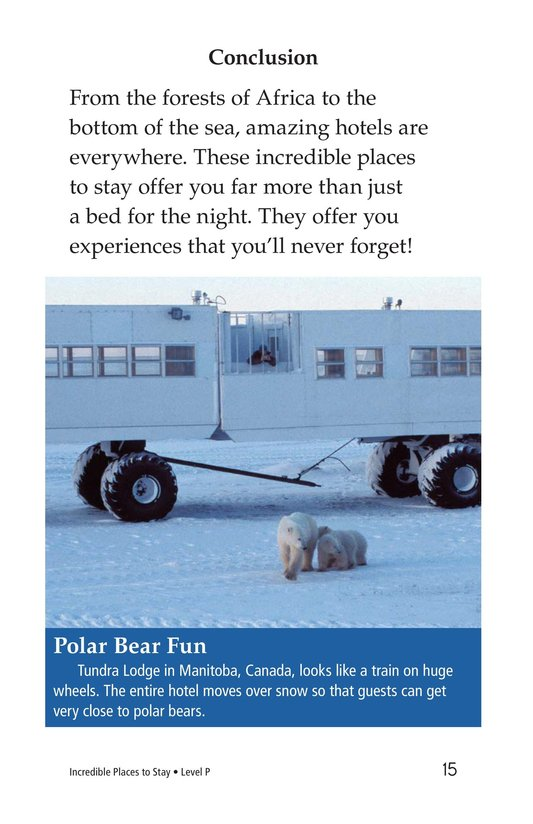 Book Preview For Incredible Places to Stay Page 15