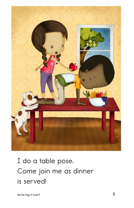 Book Preview For We Do Yoga Page 11