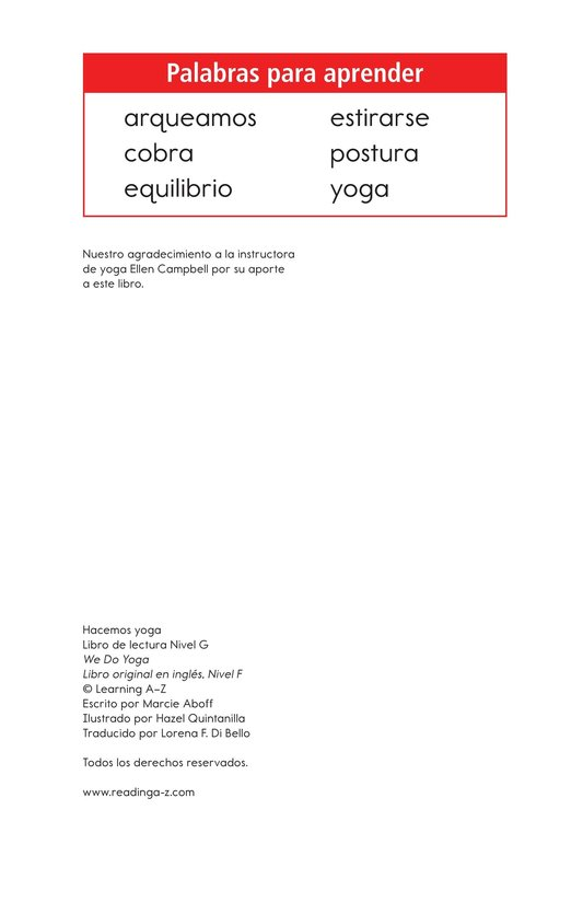 Book Preview For We Do Yoga Page 2
