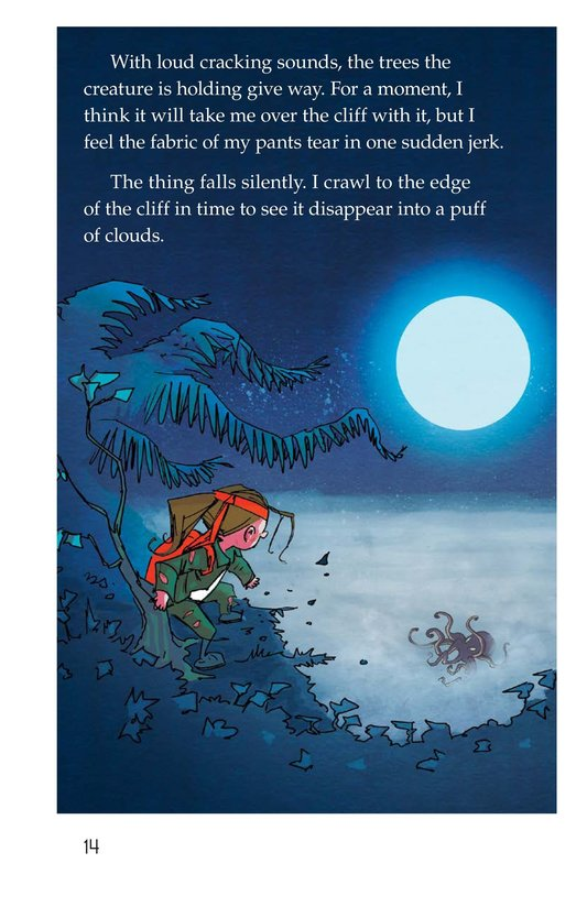 Book Preview For The Thing in the Forest Page 14
