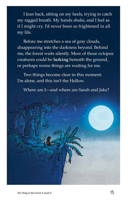 Book Preview For The Thing in the Forest Page 15