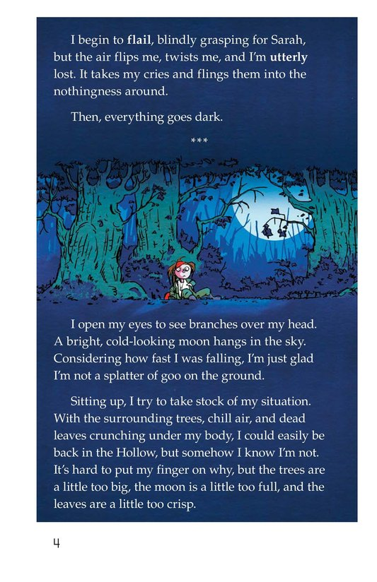 Book Preview For The Thing in the Forest Page 4
