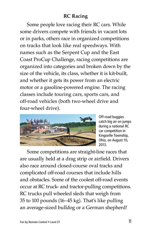 Book Preview For Fun by Remote Control Page 11