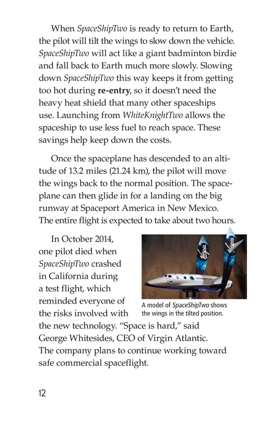Book Preview For Private Spaceships Page 12