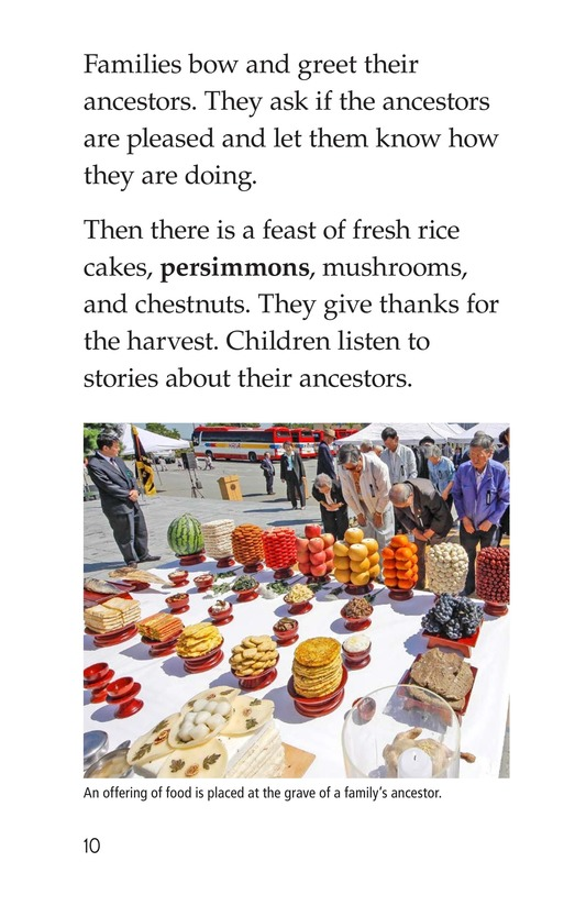 Book Preview For Celebrating Food and Family Page 10