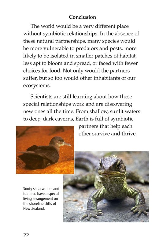 Book Preview For Symbiotic Wildlife Page 22