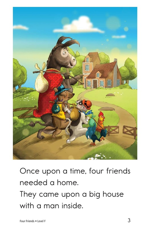 Book Preview For Four Friends Page 3