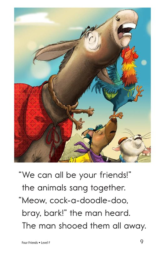 Book Preview For Four Friends Page 9