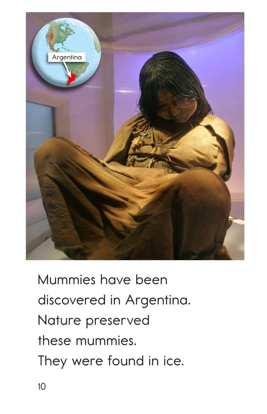 Book Preview For Amazing Mummies Page 10
