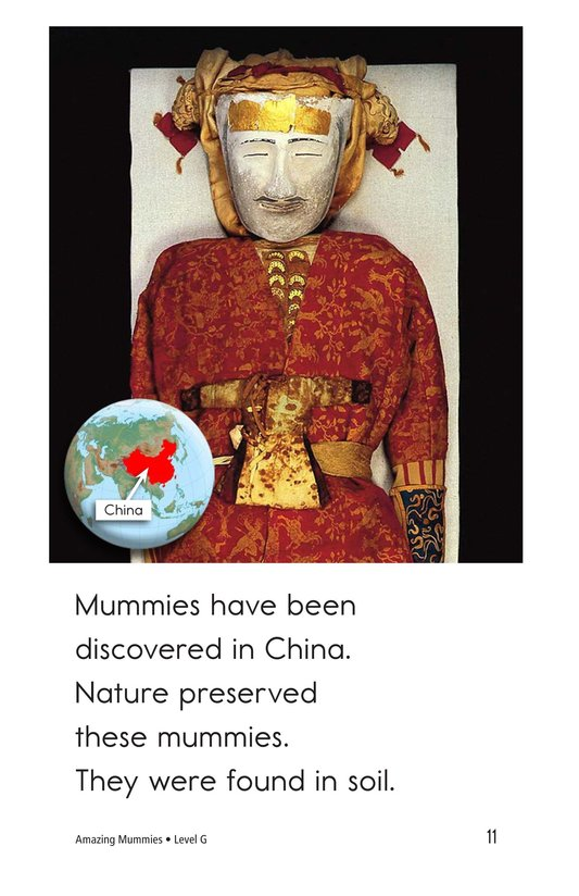 Book Preview For Amazing Mummies Page 11
