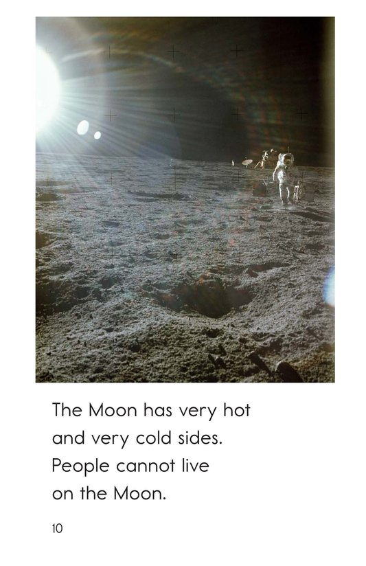 Book Preview For On the Moon Page 10