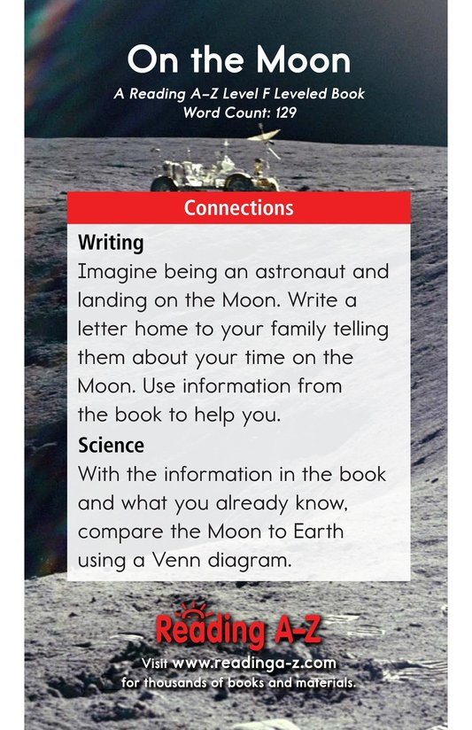 Book Preview For On the Moon Page 13