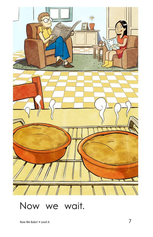 Book Preview For Now We Bake Page 7