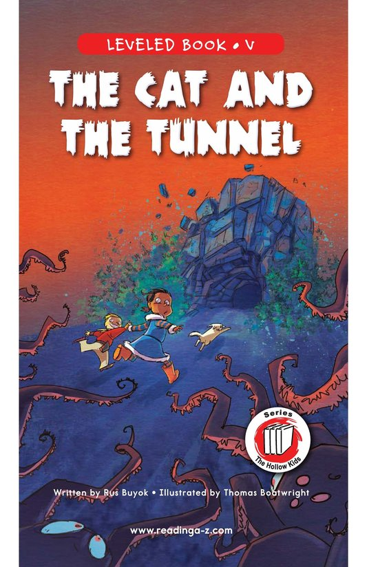 Book Preview For The Cat and the Tunnel Page 0