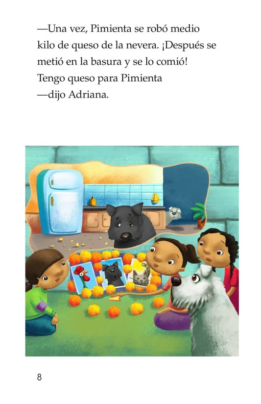 Book Preview For Día for María Page 8