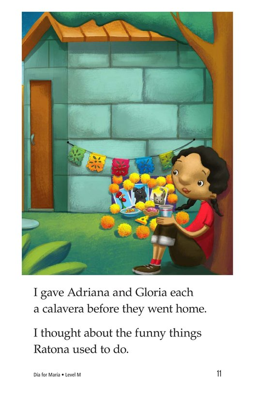 Book Preview For Día for María Page 11