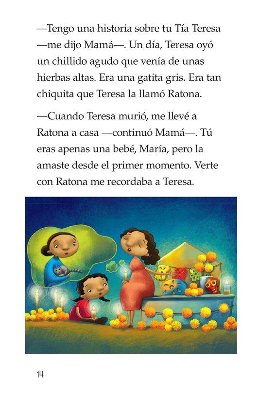 Book Preview For Día for María Page 14
