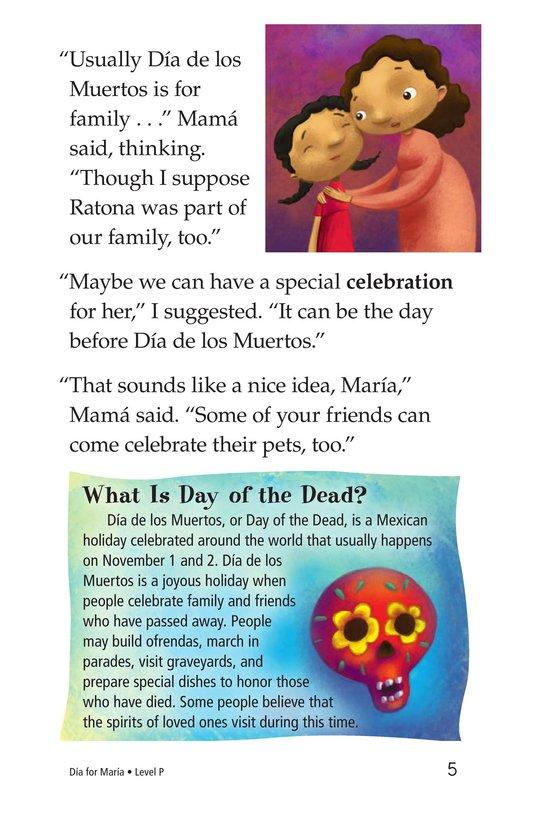 Book Preview For Día for María Page 5