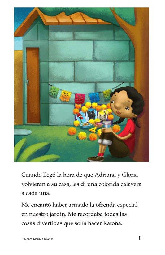 Book Preview For Día for María Page 11