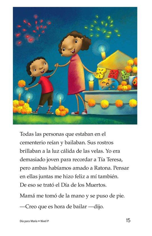 Book Preview For Día for María Page 15