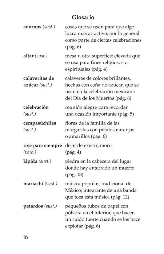 Book Preview For Día for María Page 16