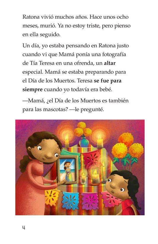 Book Preview For Día for María Page 4