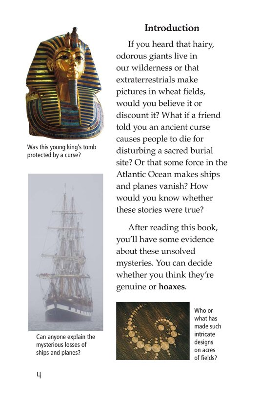 Book Preview For Believe It or Not? Page 4