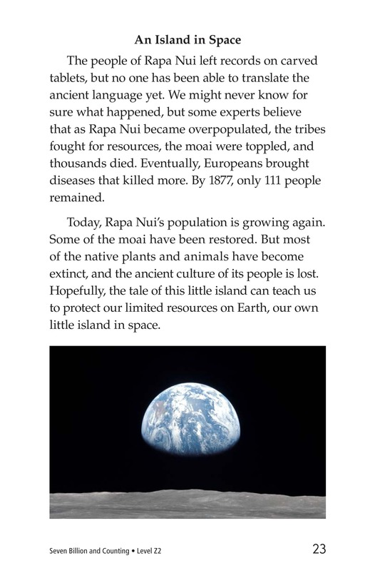 Book Preview For Seven Billion and Counting Page 23