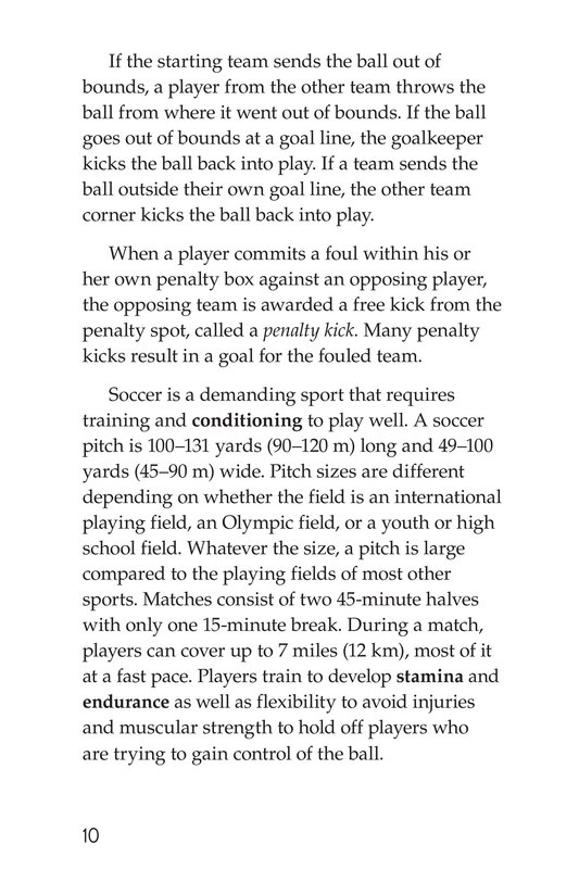 Book Preview For Soccer Page 10