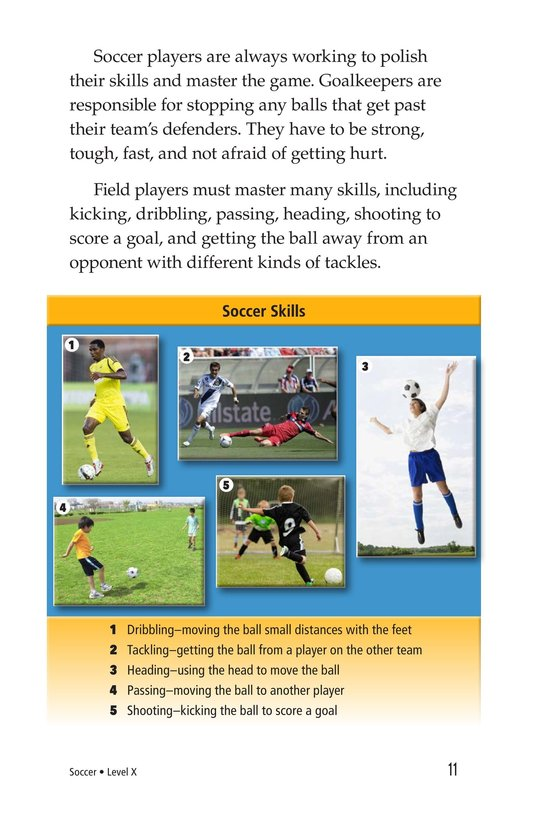 Book Preview For Soccer Page 11