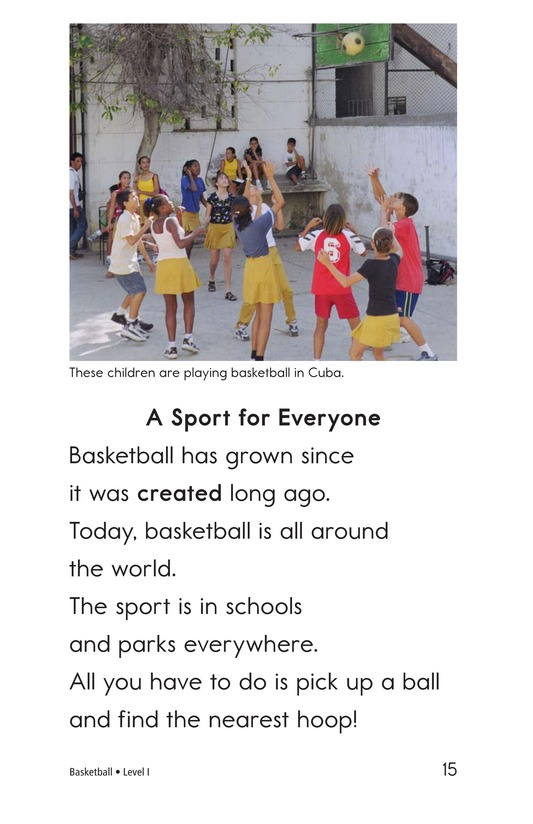 Book Preview For Basketball Page 15