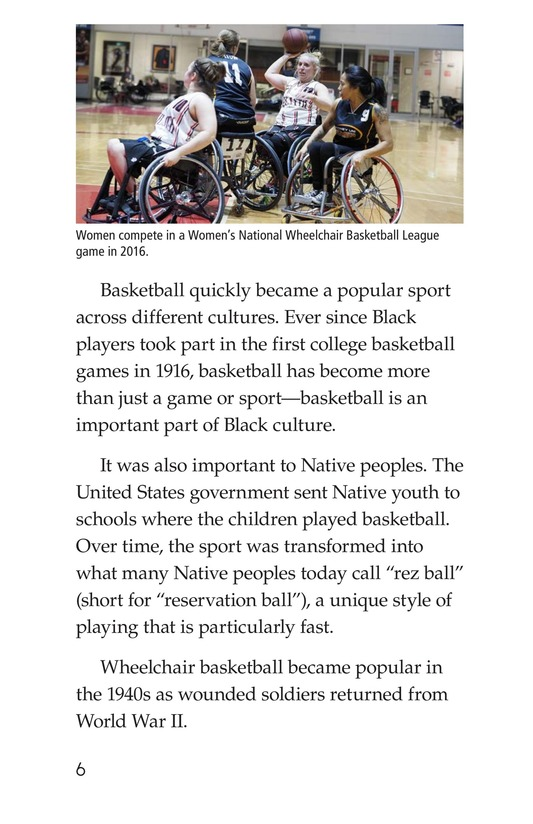 Book Preview For Basketball Page 6
