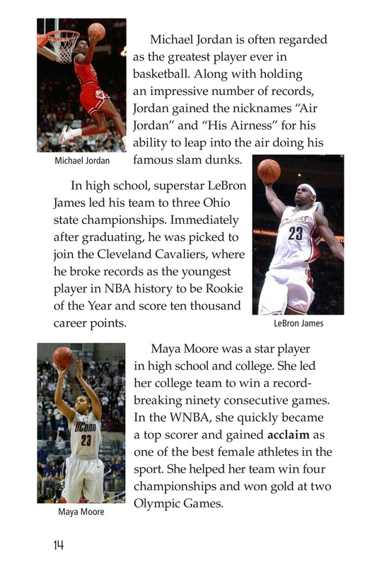 Book Preview For Basketball Page 14