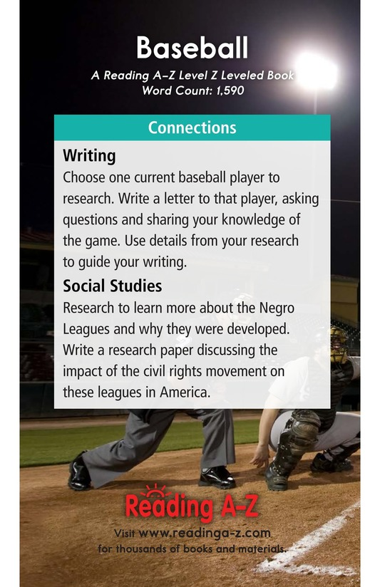 Book Preview For Baseball Page 17