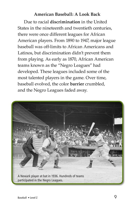 Book Preview For Baseball Page 9