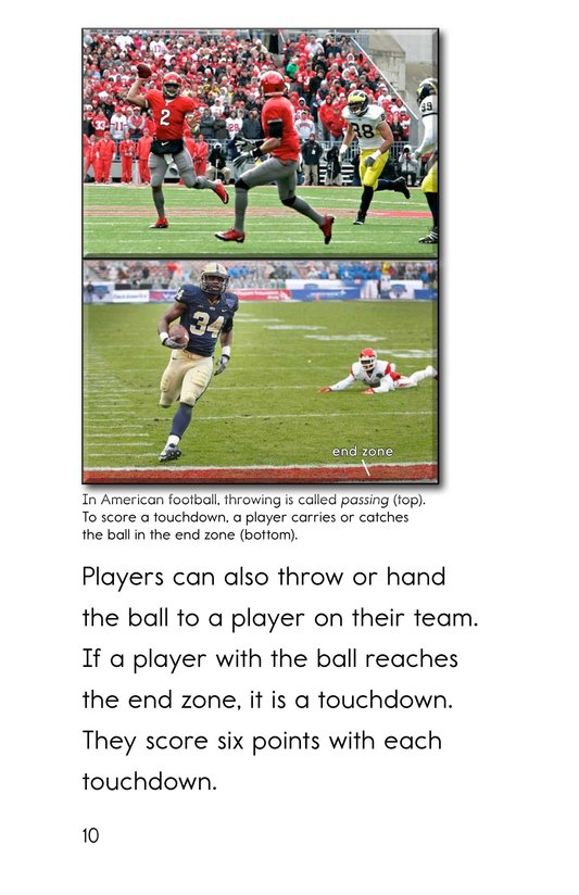 Book Preview For American Football Page 10