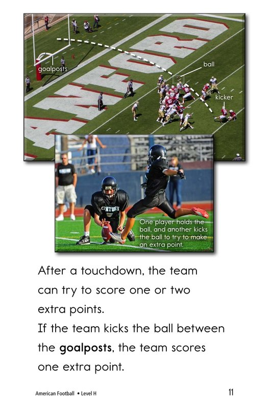 Book Preview For American Football Page 11